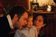 Familien-Weihnachtslieder-Singen