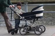 Geschwindigkeitskontrolle für Kinderwagen gefordert!