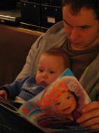 Fortbildung für Vater und Sohn