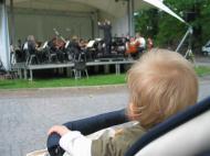 Das Orchester…