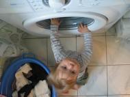 Lieblingsspielzeug Waschmaschine